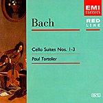 Paul Tortelier Suites For Solo Cello Nr. 1-3