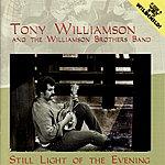 Tony Williamson Sill Light Of The Evening