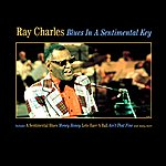 Ray Charles Blues In A Sentimental Key