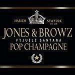Jim Jones Pop Champagne (Single) (Parental Advisory)