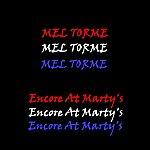Mel Tormé Encore At Marty's