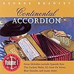 George Bradley Continental Accordion - Volume 1