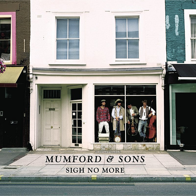 Cover Art: Sigh No More