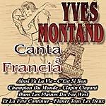 Yves Montand Canta A Francia