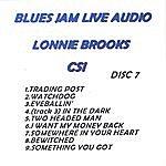 Lonnie Brooks Blues Jam Live Audio: Lonnie Brooks