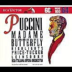 Erich Leinsdorf Puccini: Madame Butterfly Vol.64