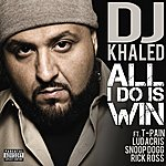 Cover Art: All I Do Is Win (Feat. T-Pain, Ludacris, Snoop Dogg & Rick Ross) (Single) (Parental Advisory)