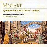 London Philharmonic Orchestra Mozart Symphony No.40 - Symphony No.41 Jupiter