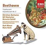 Christian Zacharias Beethoven: Klavierkonzert Nr. 3/Tripelkonzert