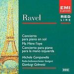 Michele Campanella Piano Concerto In G/Ma Mere L'oye-Suite