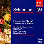 Klaus Tennstedt Schumann: Symphonies Nos. 1 'spring' & 3 'rhenish'