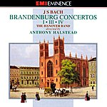 Anthony Halstead Brandenburg Concertos Nos.i/3/5