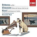 Riccardo Muti Debussy: La Mer; Chausson: Poeme Etc.