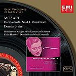 Dennis Brain Mozart: Horn Concertos/ Quintet, K. 452