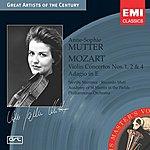 Anne-Sophie Mutter Mozart - Violin Concertos Nos. 1, 2 & 4
