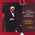 Gabriel Bacquier Gabriel Bacquier Chante Mozart
