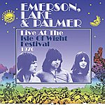 Emerson, Lake & Palmer Live At The Isle Of Wight Festival 1970 (Reissue)