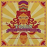 T-Pain Can't Believe It (Feat. Justin Timberlake) (Remix)