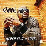 Femi Never Felt Alone - Single