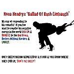 Nona Hendryx Ballad Of Rush Limbaugh