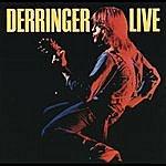 Rick Derringer Derringer Live