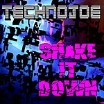 Techno Joe Shake It Down (6-Track Maxi-Single)