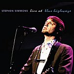 Stephen Simmons Live At Blue Highways