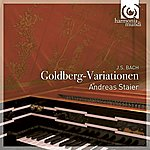Andreas Staier Bach: Goldberg Variationen