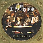 The Del McCoury Band The Family