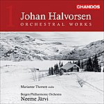 Neeme Järvi Halvorsen, J.: Orchestral Works, Vol. 1