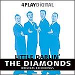 The Diamonds Little Darlin' - 4 Track Ep