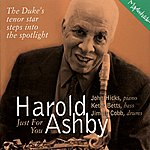 Harold Ashby Just For You