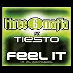 Three 6 Mafia Feel It (3-Track Maxi-Single)