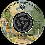 The Doobie Brothers Takin' It To The Streets / For Someone Special (Digital 45)