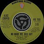 Alice Cooper No More Mr. Nice Guy / Raped & Freezin' (Digital 45)