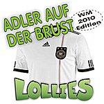 Lollies Adler Auf Der Brust (Wm 2010 Edition)