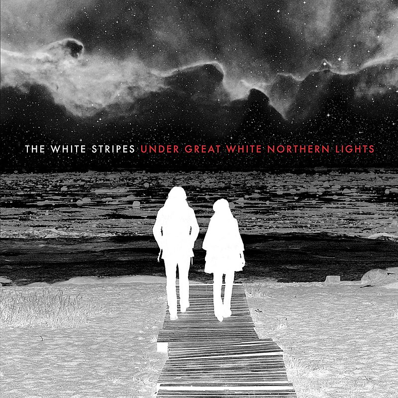 Cover Art: Under Great White Northern Light (Live)