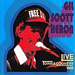 Gil Scott-Heron Live At The Town And Country 1988