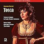 Maria Callas Giacomo Puccini: Tosca (Callas,Di Stefano,Gobbi) (1953), Vol. 2