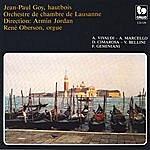 Armin Jordan Antonio Vivaldi, A. Marcello, D. Cimarosa, V. Bellini, Concertos For Oboe & Orchestra