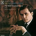 Glenn Gould Bach: The Well-Tempered Clavier, Book I, Bwv 846-853