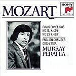 Murray Perahia Mozart: Concertos For Piano And Orchestra No. 19 & 23