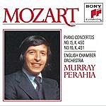 Murray Perahia Mozart: Concerto No. 15 & 16 For Piano And Orchestra