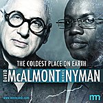 David McAlmont The Coldest Place On Earth (2-Track Single)