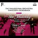 Christoph Eschenbach Tchaikovsky, P.I.: Romeo And Juliet / Serenade / Francesca Da Rimini / Ewald, V.: Brass Quintets Nos. 1 And 3 (Philadelphia Orchestra, Eschenbach)