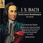 Jordi Savall Bach: Brandenburg Concertos