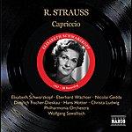 Elisabeth Schwarzkopf Strauss, R.: Capriccio (Schwarzkopf, Wachter, Gedda, Fischer-Dieskau, Hotter, Ludwig, Philharmonia Orchestra, Sawallisch) (1957-1958)