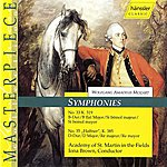"""Academy Of St. Martin-In-The-Fields Mozart: Symphonies Nos. 33 And 35, """"haffner"""""""