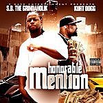 S.B. The Grindaholik Honorable Mention (Parental Advisory)