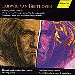 Gerrit Zitterbart Beethoven: Violin Sonatas - Historic And Modern Instruments In Comparison
